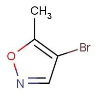 4-溴-5-甲基异恶唑,7064-37-1,结构式