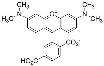 6-羧基四甲基罗丹明,91809-67-5,结构式